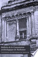 Bulletin de la Commission archéologique de Narbonne