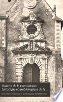 Bulletin de la Commission historique et archéologique de la Mayenne