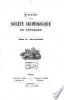 Bulletin de la Société Archéologique de Touraine