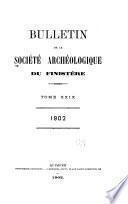 Bulletin de la Société archéologique du Finistère
