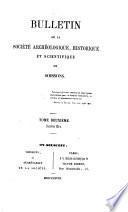 Bulletin de la Société archéologique historique et scientifique de Soissons