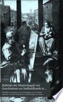 Bulletin de la Société d'histoire et d'archéologie de Gand
