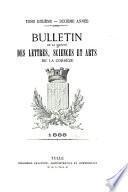 Bulletin de la Société des lettres, sciences et arts de la Corrèze
