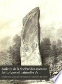Bulletin de la Société des sciences historiques et naturelles de Semur-en-Auxois (Côtes-d'Or).