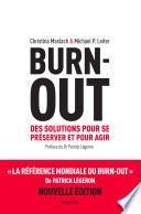 Burn Out (Nouvelle édtion augmentée)