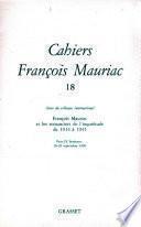 Cahiers numéro 18