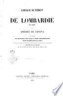 Campagne de Piémont et de Lombardie en 1859