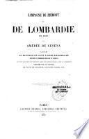Campagnes de Piémont et de Lombardie en 1859