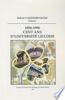 Cent ans d'université lilloise