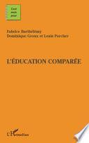 Cents mots pour l'éducation comparée