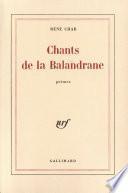 Chants de la Balandrane (1975-1977)