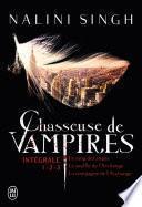 Chasseuse de vampires - L'Intégrale 1 (Tomes 1 ,2 et 3)