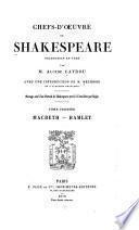 Chefs-d'oeuvre de Shakespeare