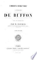 Chefs-d'oeuvre littéraires de Buffon