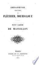 Chefs-d'oeuvre oratoires de Fléchier, Bourdaloue
