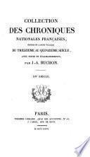 Chroniques d'Enguerrand de Monstrelet: p. 150. Duclercq, J., seigneur de Beauvoir en Ternois. Mémoires, 1448-1467