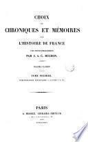Chronologie novenaire contenant l'histoire de la guerre sous le Règne du trés chrestien roy de Franee et de Navarre Henry IV ...