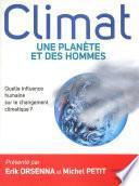 Climat - une planète et des hommes