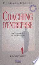 Coaching d'entreprise : performance et humanisme
