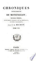 Collection des chroniques nationales françaises