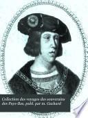 Collection des voyages des souverains des Pays-Bas