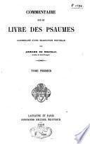 Commentaire sur le livre des Psaumes