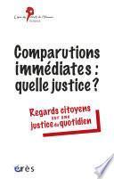Comparutions immédiates : quelle justice ?