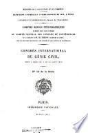 Comptes rendus sténographiques