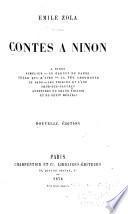 Contes à Ninon ...