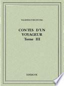 Contes d'un voyageur III