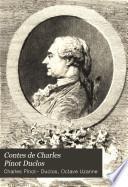 Contes de Charles Pinot Duclos