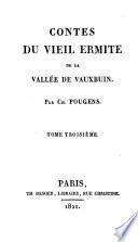 Contes du vieil ermite de la vallée de Vauxbuin