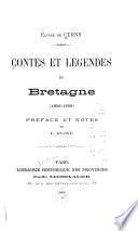 Contes et légendes de Bretagne (1856-1898)