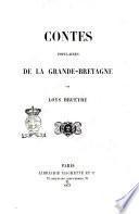 Contes populaires de la Grande-Bretagne par Loys Brueyre