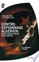 Contre-espionnage algérien