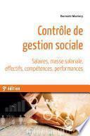 Contrôle de gestion sociale