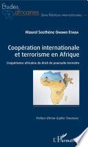 Coopération internationale et terrorisme en Afrique