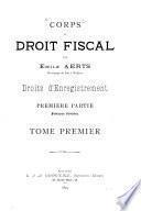 Corps de droit fiscal