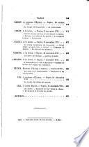 Correspondance avec madame d'Ėpinay--madame Necker--madame Geoffrin, etc.--