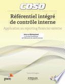 Coso - Référentiel intégré de contrôle interne