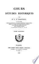 Cours D'études historiques: Histoire romaine