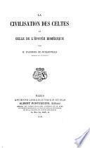 Cours de littérature celtique (par H. d'Arbois de Jubainville et J. Loth).