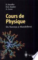 Cours de physique