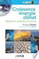 Croissance énergie climat