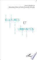 Cultures et urbanités