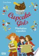 Cupcake Girls - tome 16 : Manhattan cupcakes