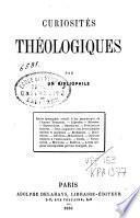 Curiosités théologiques