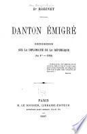 Danton émigré