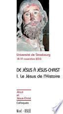 De Jésus à Jésus-Christ -