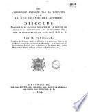 De l'influence exercée par la médecine sur la renaissance des lettres